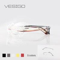Rimless Glasses Non Screw Titanium Classic Eyeglasses Glasses High Quality Optical Frame For Man Or Women
