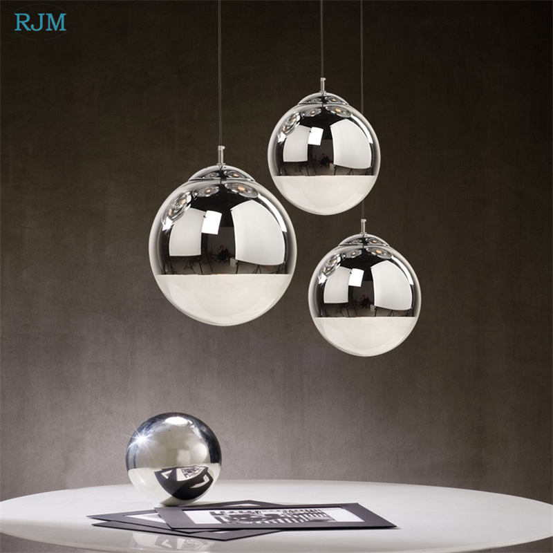 cheapest Dropshipping ABC Pendant Lights TallFat and Wide Tom Musical Instrument Hanging Pendant Lamp Light For Restaurant Lamp Bar