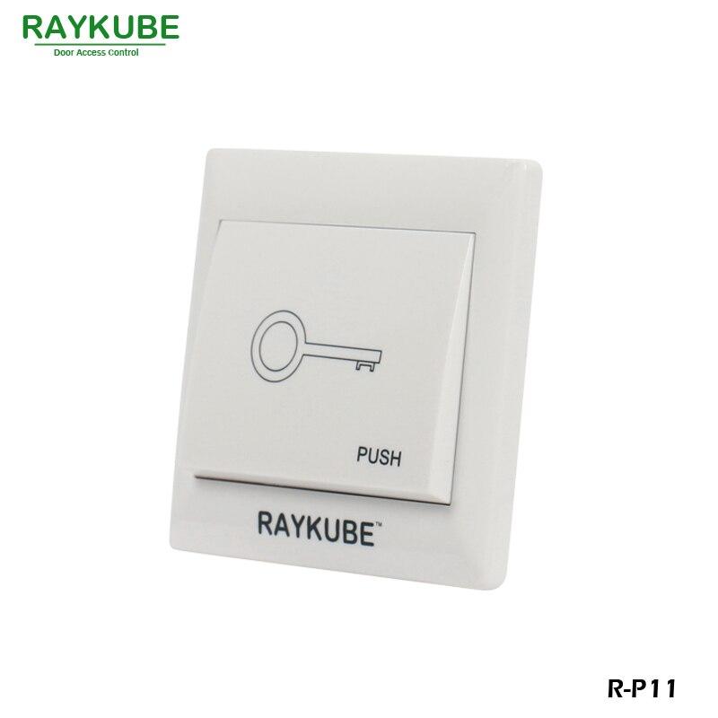 RAYKUBE FRID 액세스 제어 키트 전기 장붓 구멍 잠금 + - 보안 및 보호 - 사진 3
