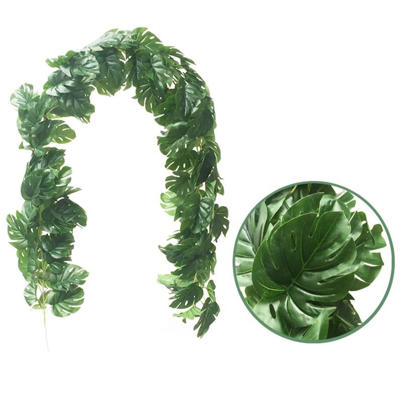 Cinta adhesiva de m/áscara con patr/ón de hojas de tortuga tropical para manualidades para envolver regalos o recortes