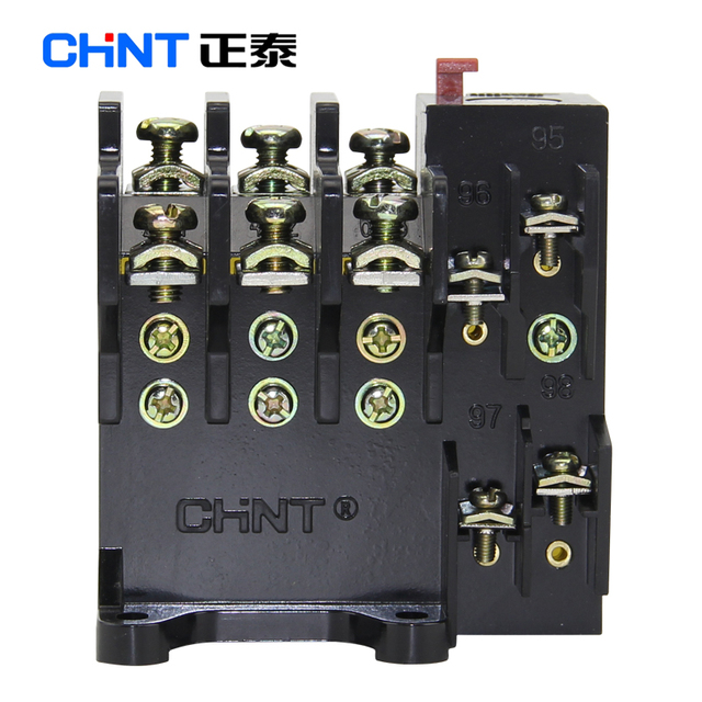 Chint jr36 160 motor protector relay motor 53 160a for Motor thermal overload protection