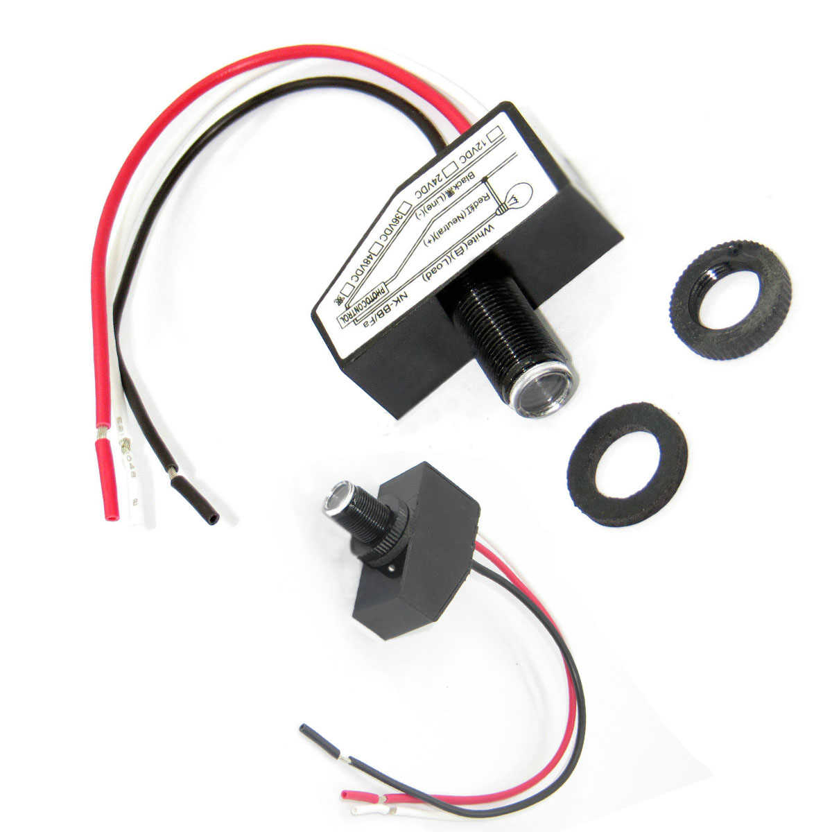 New Automatic Auto On Off Photocell Street Light Sensor