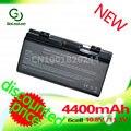 Bateria do portátil para asus x58 x58l x51l golooloo t12c t12jg T12Er T12Fg T12Ug X51H X51R X51RL X58C X58Le A31-T12 A32-T12 A32-X51