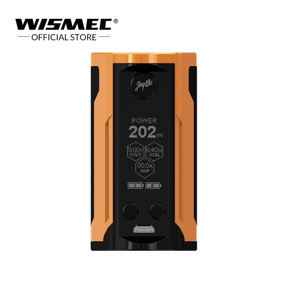 [Russe/USA/France] Wismec Reuleaux RX GEN3 Double Mod Boîte Max Sortie 230 W VW/ TC-Ni/TC-Ti/TC-SS/TCR cigarette électronique mod - 3