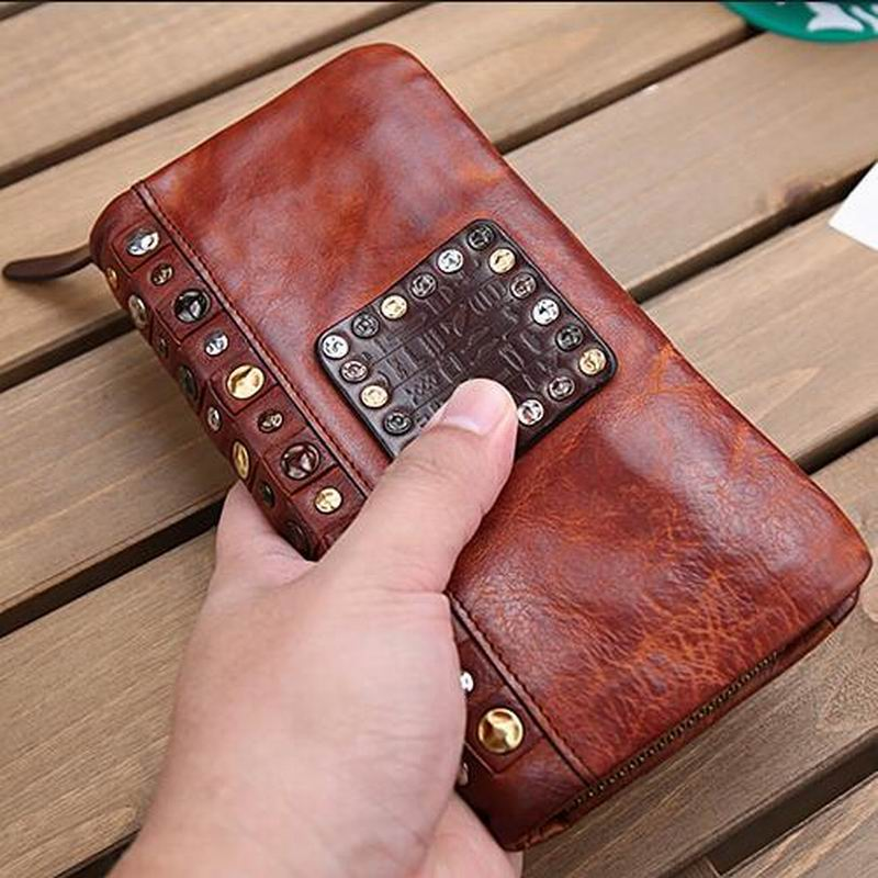 2018 High Quality Women Wallets Genuine Leather Long Ladies Luxury Purse Women's Designer Wallets Famous Brand Woman Wallet 607 famous women luxury brand wallets genuine leather purse clutch ladies rivet pink wallet designer high quality long wallet thin