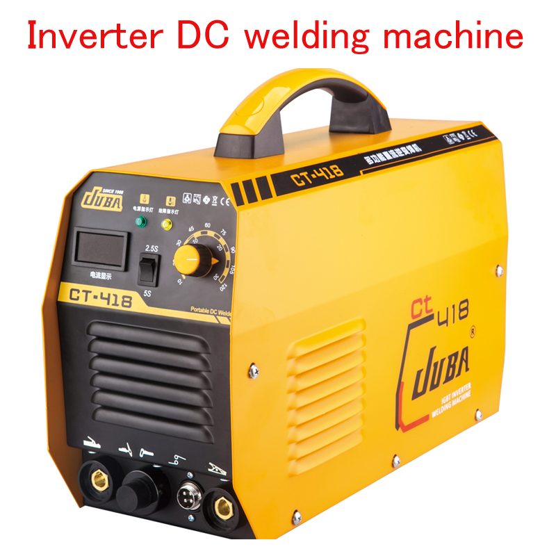 DC Inverter Arc Welder 3 in 1 TIG/MMA Welding Machine DC Electric Argon Welder Plasma Cutting Machine CT-418 4 pcs lot wse tig inverter argon arc welding machine repair common four feet potentiometer ra113n b104 100 k ohms