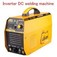 DC инвертор дуговой сварки 3 в 1 TIG/MMA сварочный аппарат постоянного электрического сварщик аргон плазменной резки CT 418