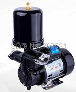 188W pressure switch automatic self-priming booster pump 220V electrical household self suction stainless steel water pumps