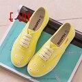 DQ2 E-LOV Especial Projetos Da Pintura Da Mão-Pintado Sapatas de Lona Personalizado Mulheres Homens Adultos Sapatos Casuais Sapatos de Plataforma Bonito