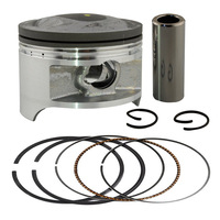Motorcycle Engine Parts STD Cylinder Bore Size 66mm Pistons Rings Kit For Suzuki DR200 DR 200