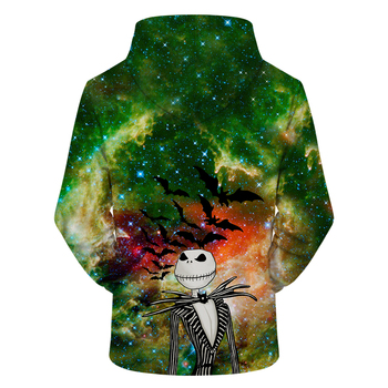 All Over the Print Eleg Galaxy Hoodie 1