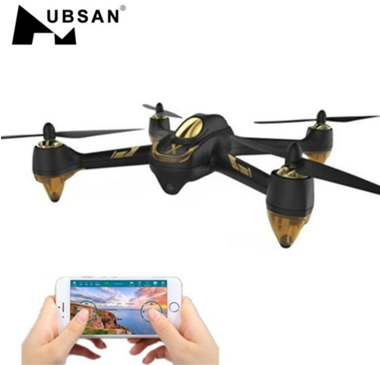 Original <font><b>Hubsan</b></font> <font><b>H501A</b></font> X4 Air Pro 1080P Wifi FPV RC Quadcopter Brushless GPS Drone with 400m Range Wifi Relay Signal Booster image