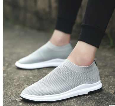 2018 جديد الصيف شبكة تنفس الرجال عارضة أحذية الانزلاق على الرجال الأزياء والأحذية المشي للجنسين الأزواج slipon الأحذية رجل ملون