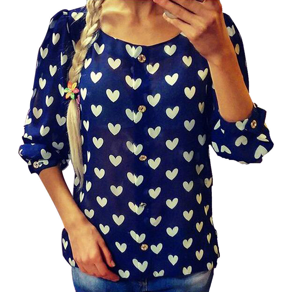 Compare Prices on Chiffon Ladies Shirts- Online Shopping/Buy Low ...