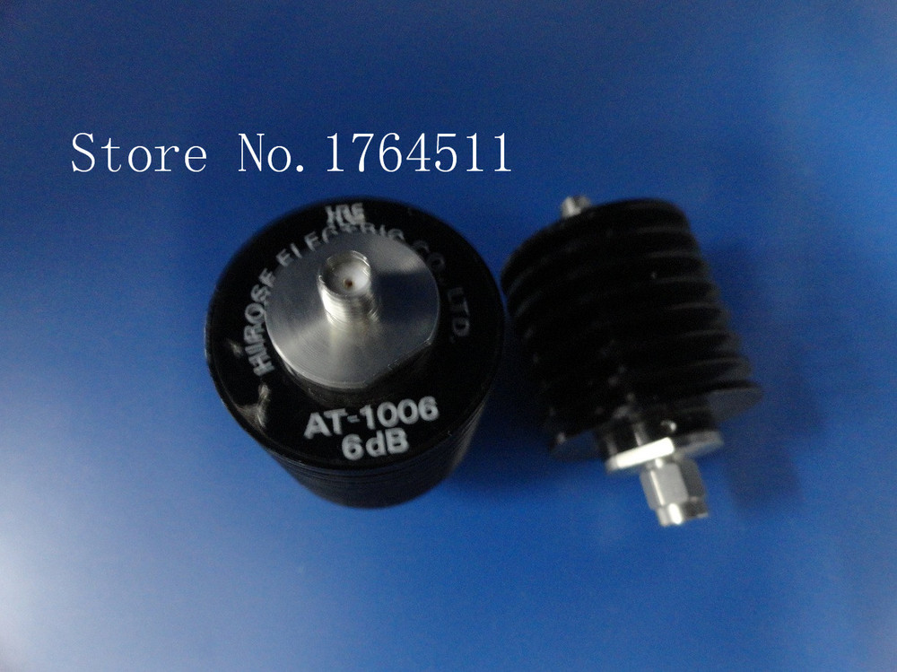 [BELLA] The Supply Of HRS AT-1006 6dB SMA Coaxial Fixed Attenuator