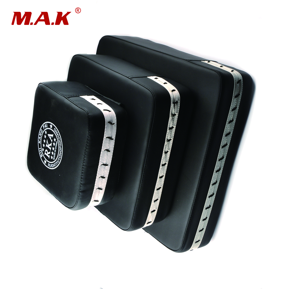 Freeshipping 3 Size 20/30/40 Square centimeters PU Wall Punch Boxing Bags Focus Target Pad for Boxing Fight Sanda