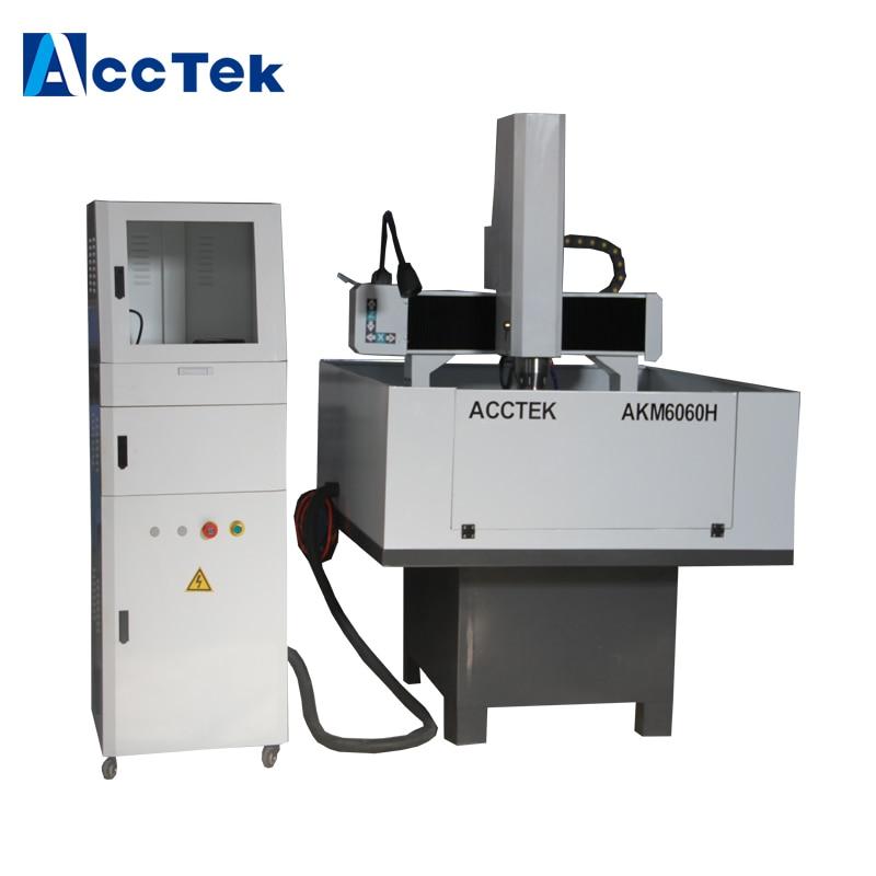 6060 4040 Cnc Milling Machine For Metal Cnc Milling Machine,Cnc Metal Engraver Water Cooling
