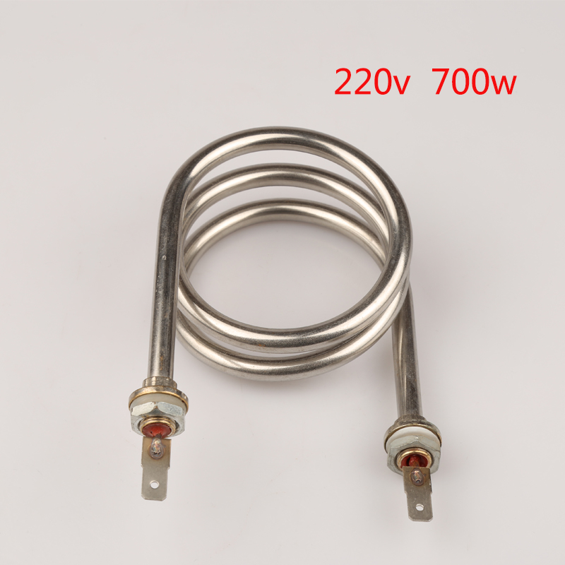 3 coils heating element 220V 700W for water fountain