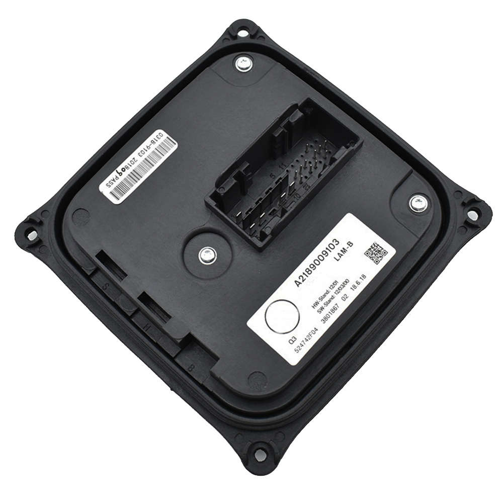 High quality FOR Mercedes Benz LED DRL ILS Scheinwerfer Steuergerat A2189009103 Installed Programs Control Module lam