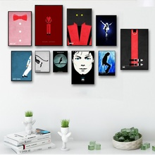 Michael Jackson MJ Minimalist Super Star Art Print Poster Canvas Painting Wall Picture Home Decor michael jackson michael jackson off the wall picture