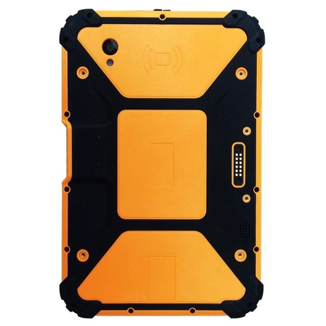 8 cal Android 7.1 wytrzymały Tablet PC z 8 rdzeń procesora, 2 GHz pamięć Ram 4 GB Rom 64 GB With2D skaner kodów kreskowych 10000 mAh