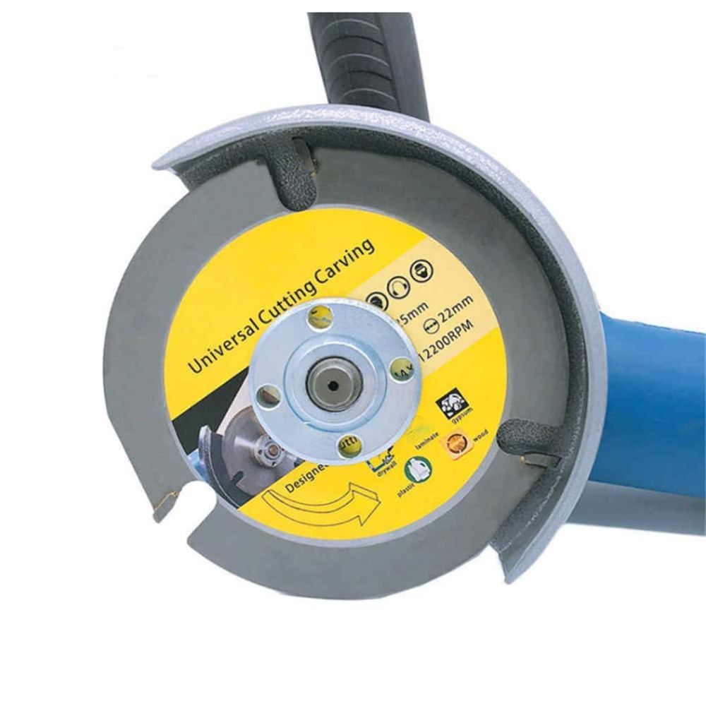 125mm 3T Circular Saw Blade Multitool Grinder Saw Disc Carbide Tipped Wood Cutting  Wood Cutting Disc Wood Cutting Power Tools