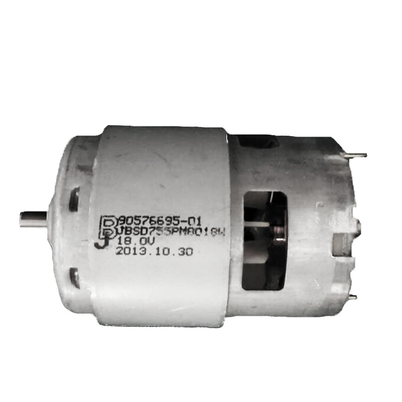 RS-755 Electric Tool DC Motor 18V 18400RPM For Bosch Makita Dewalt Hitachi Drill Screwdriver wrench Accessories Spare Part cambridge english ielts 8 examination papers from university of cambridge esol examinations with answers 2cd