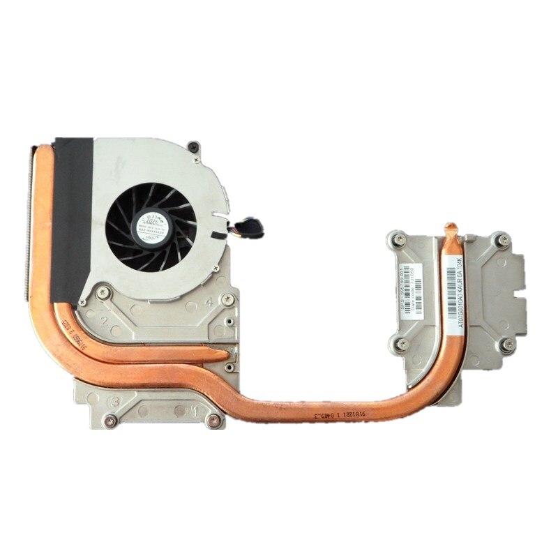 Fan For HP Elitebook 8540W 8560P CPU Fan with Heatsink 595767-001 595769-001
