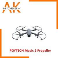 Pgytech mavic 2 hélice guarda para dji mavic 2 pro mavic 2 zoom drone hélice proteção acessórios|Drones com câmera| |  -