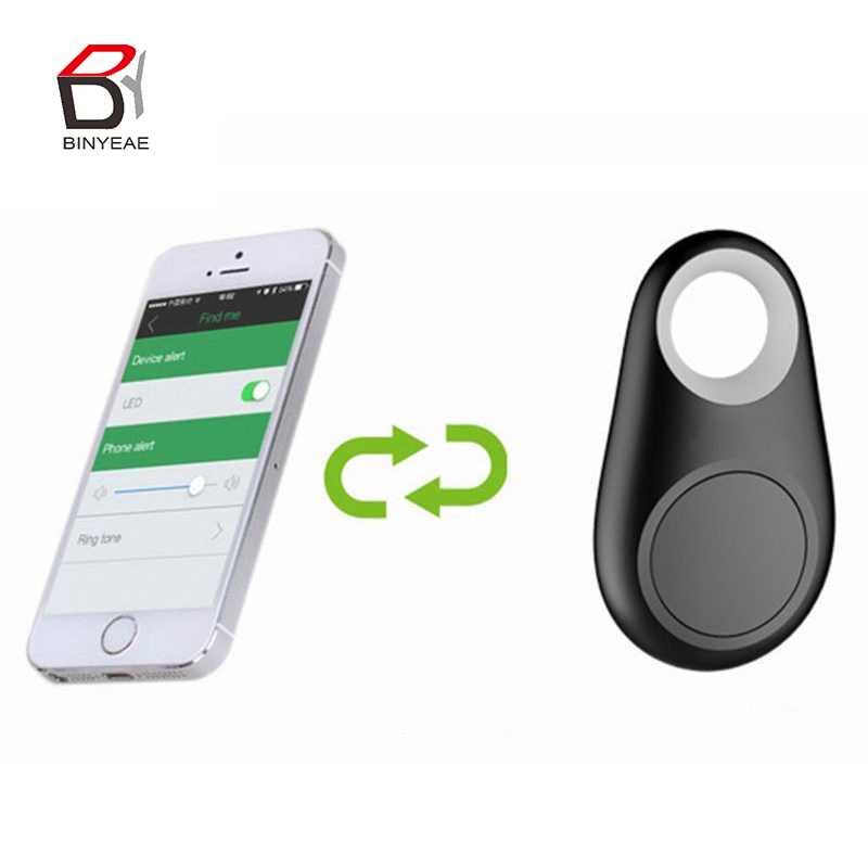 Portable Size Smart Bluetooth 4.0 Tracer Locator Tag Alarm Wallet Key Pet Dog Tracker Child Gps Locator Key Tracker High Resilience Electric Vehicle Parts