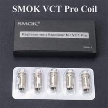 Electronic Cigarette Coil Vape Box Mod Clapton Coil Atomizer Core SMOK VCT Pro Coil 0.6 ohm X1012