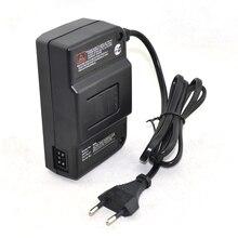 ЕС вилка адаптер переменного тока блок питания для Nintendo для N64