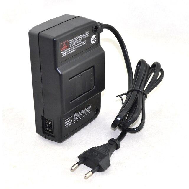 EU Cắm AC Adapter Power Supply đối với Nintendo Cho N64