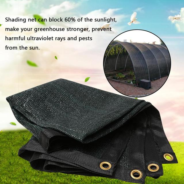 Tarpaulin Waterproof Heavy Duty Sunshading Net Shade Moisturizing Agriculture Camping Anti-aging Polyethylene Multi Outdoor