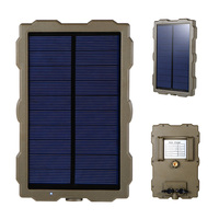 Hunting Camera Battery Solar Panel Charger External Power Trail Camera Mini Camera Battery Solar Panel H801 H885 H9 H3 H501
