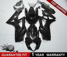 цена на ZXMT motorcycle Fairing Kit Fit for Suzuki GSX-R1000 GSXR 1000 2007 2008 K7 Matte Black Gloss Black ABS Plastic Bodywork
