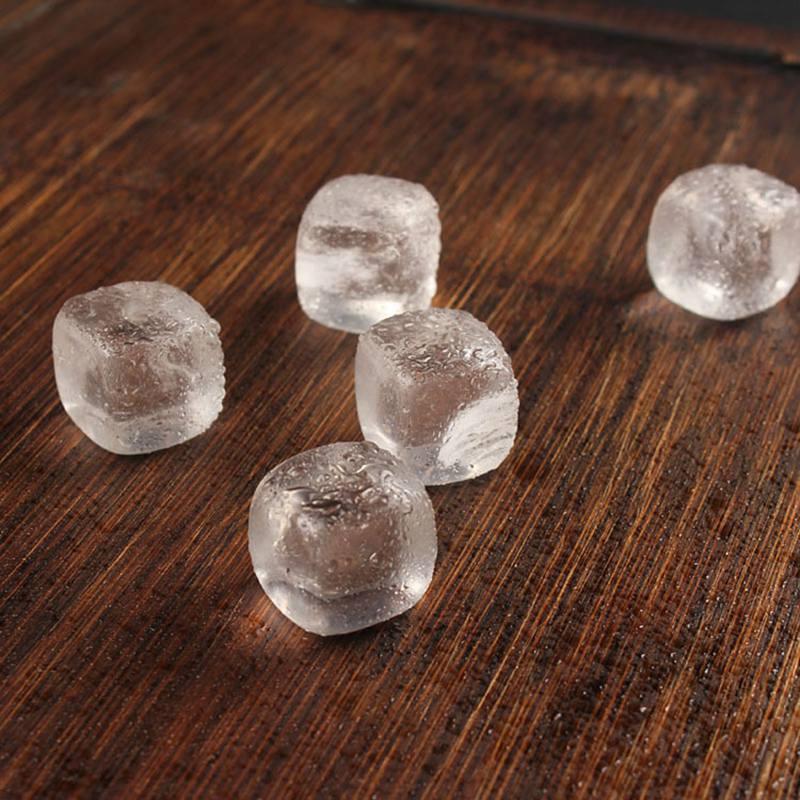 5Pcs Whisky Stones Ice Drinks Beer Wine Beverage Cooler Cubes Wine Cooler Bar Set Chiller