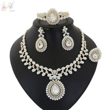 yellow gold jewelry sets perfect design set dubai plated expensive jewellery