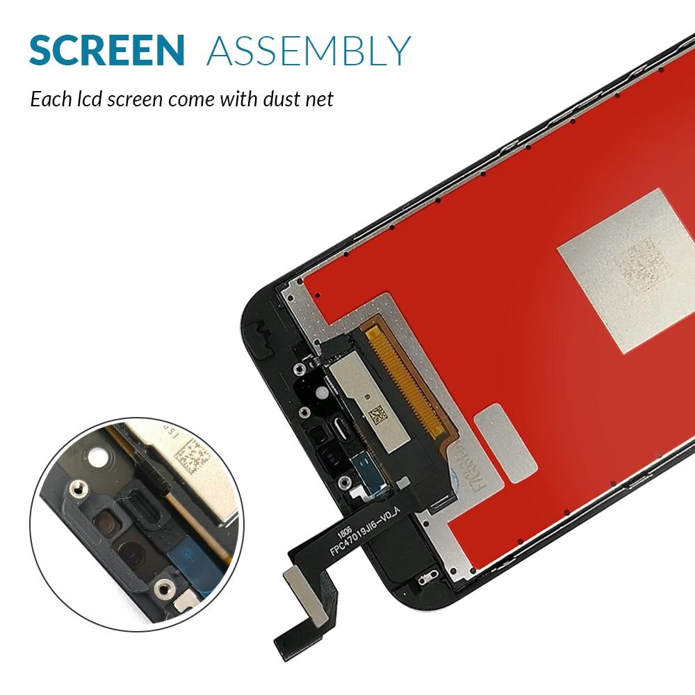 "Grade AAA 4 7 5 5 LCD Screen For iPhone 5s 6 6S Plus LCD Display Grade AAA 4.7"" 5.5"" LCD Screen For iPhone 5s 6 6S Plus LCD Display + Touch Screen Replacement For iPhone 6 S LCD Ecran Pantalla"