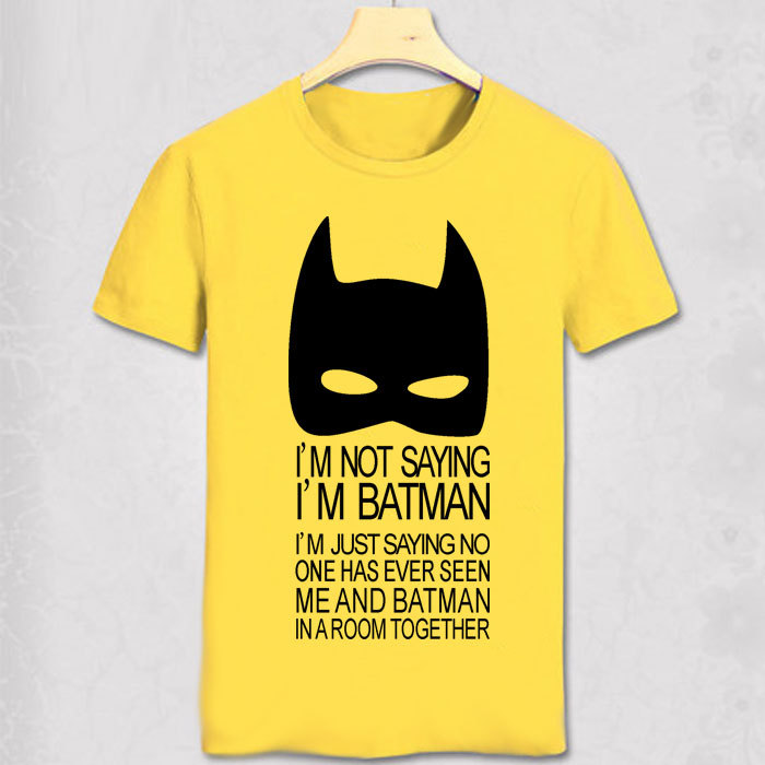 Batman T Shirt Custom Shirt