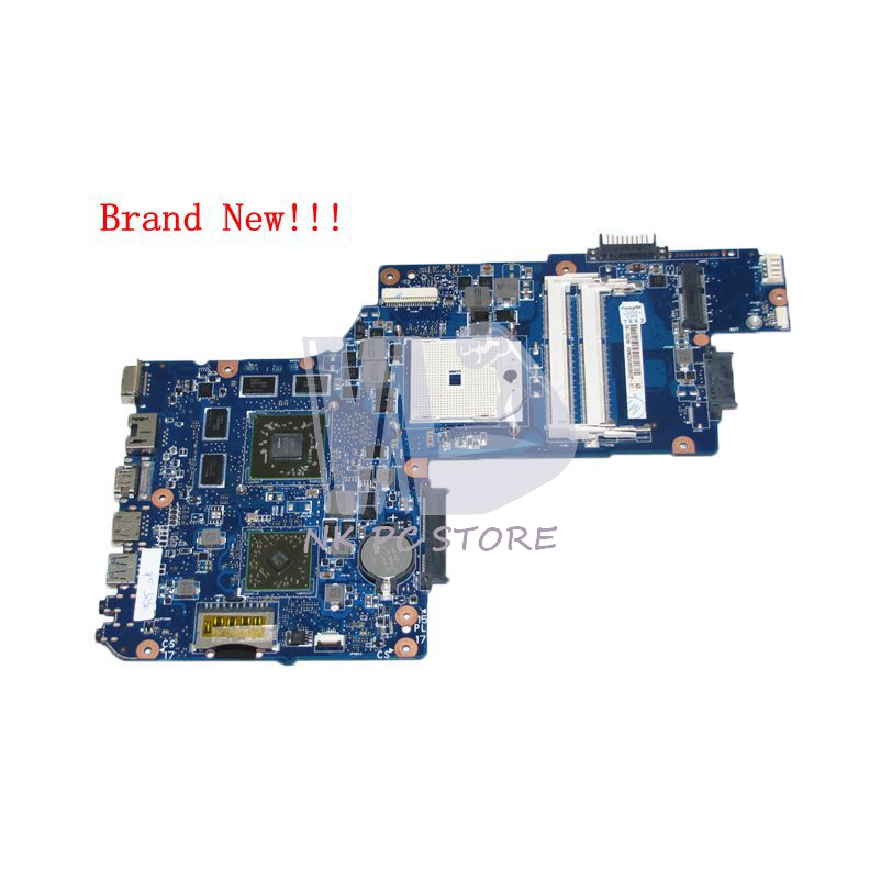 NOKOTION H000051780 Main Board For Toshiba Satellite C855 C855D L850D C850D Laptop Motherboard Socket fs1 DDR3 HD7670M GPU nokotion h000041530 laptop motherboard for toshiba satellite l850d c850 c855 plac csac uma main board socket fs1 ddr3