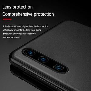 Image 5 - HUAWEI P30Pro Case Flip 100% Original Huawei P40pro Case Smart View Huawei P40 P30 Case Luxury
