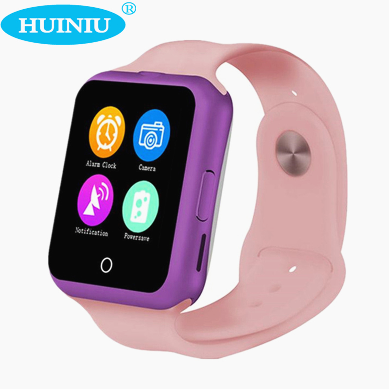 No 1 D3 Smart Watch Heart Rate Monitor for kids boy girl children Colorful Intelligent watch