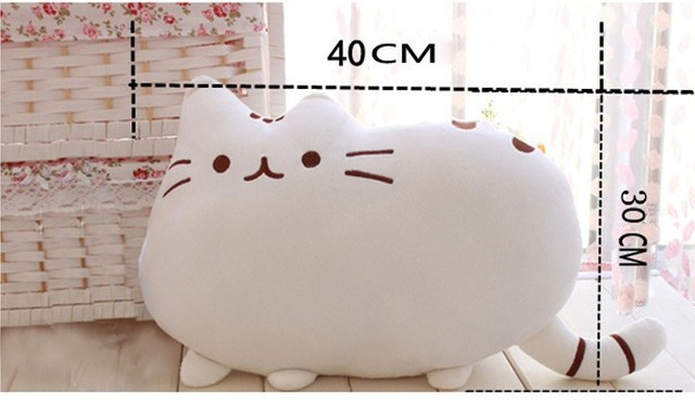 Lovely Plush Animal Cushion