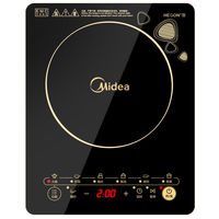 Genuine Special Offer Midea WK2102T Induction Cooker Electric Furnace Home Intelligent Student Mini Kitchen Appliances