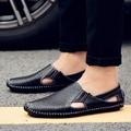 Summer leather men's sandals tide Baotou beach shoes SUB2690