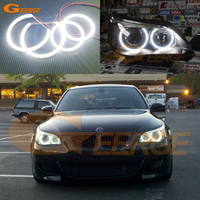 For BMW E60 E61 525I 530I 540I 545I 550I M5 2003 2007 Xenon Headlight Excellent DRL
