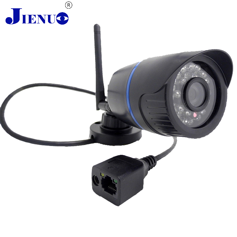 2.0MP Ip Camera Wireless HD 1080P Outdoor waterproof Infrared Mini Cameras Wifi Network cam IR Cut Bullet CCTV Camera Onvif P2P ipcc ipcc h03 1 0 mp mini wireless p2p onvif waterproof ip bullet camera w 18 ir led white