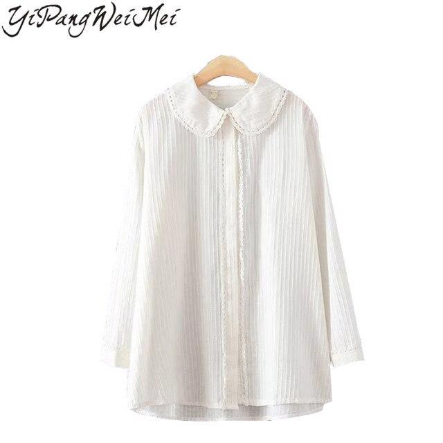 1a4ced5c85d Women S Formal Blusas 2017 Spring Fashion Chiffon Lace Women Blouse Long  Sleeve Shirts Vintage Plus Size