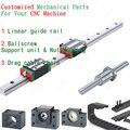 Aangepaste mechanische onderdelen voor uw CNC Machine